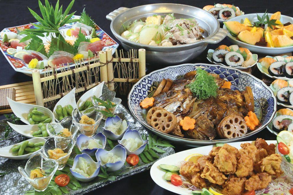 【開催中】和食卓盛料理「さと」<10月1日(火)より>