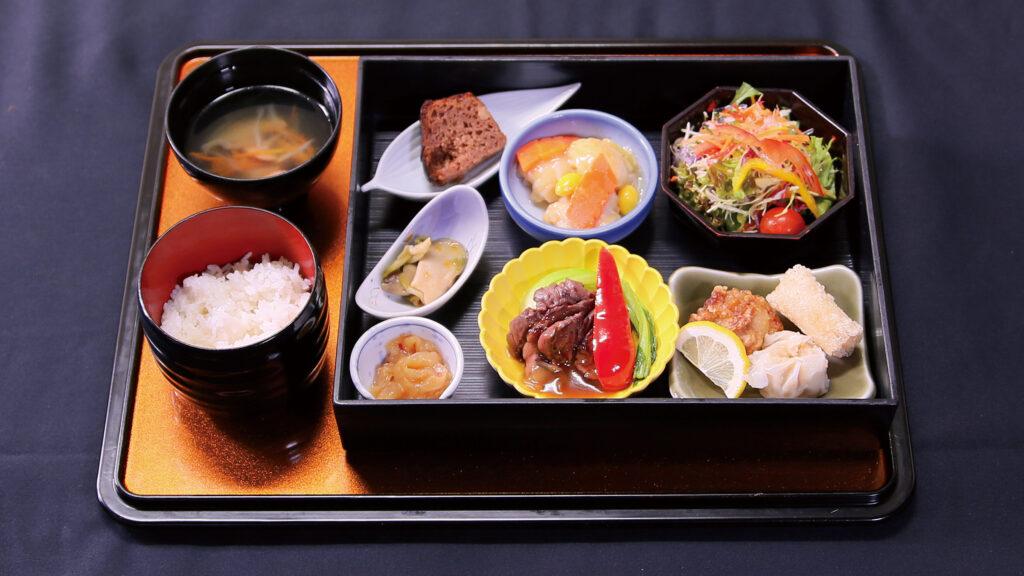 【響のお昼中華】中華弁当